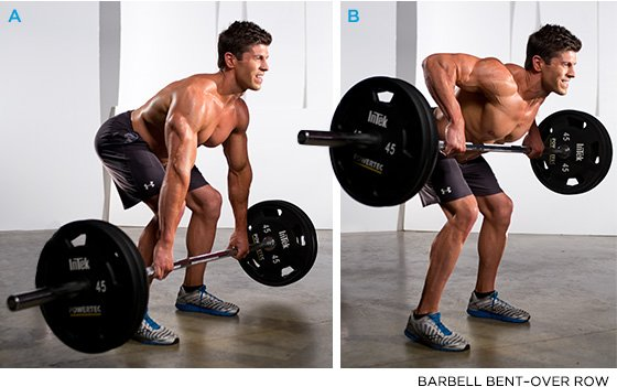 Here S His Clic Barbell Complex No 1 Which He Considered A Strength Workout 2 Is The Same Exercises But Only Three Reps Per Movement