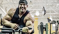 Living Large: Jay Cutler's 8-Week Mass Building Trainer