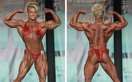 2013 Ms. Olympia Preview: Iris Kyle Aims For History