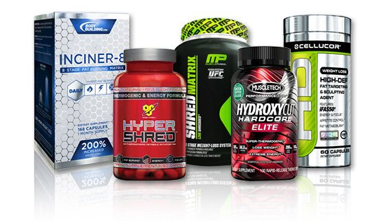 Best supplements to lose body fat fast