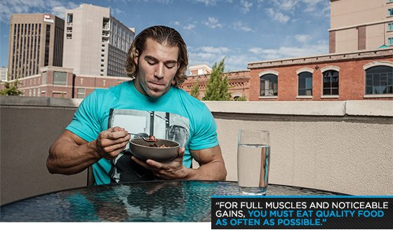 Muscle Up! 4 Muscle-Building Must-Dos