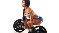 Ashley Horner's Glutes Workout: Maximum Maximus