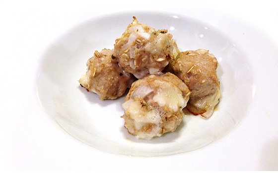 how to make meatballs without parmesan cheese