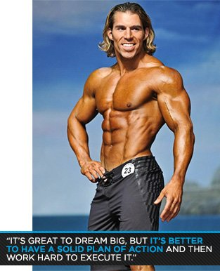 how to get an athletic physique