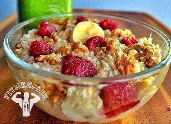 Breakfast meals for muscle gain