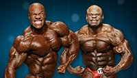 The Mr. Olympia Showdown Begins