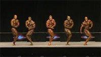 2013 Mr. Olympia Prejudging - Group Mandatories Replay