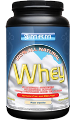 MRM All-Natural Whey Protein