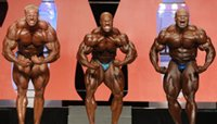 Mr. Olympia Photos