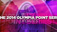 Updates to The 2014 Olympia Qualification Series