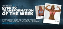 Over 40 Transformation Of The Week - Jens!