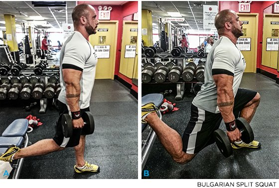 Posterior Chain Gains: 4 Butt-Building Moves