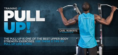 Pull Up! 3 Tips To Master The Powerful Pull-Up