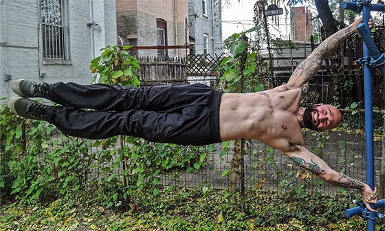 ask al: 4 burning bodyweight questions answered!, Muscles