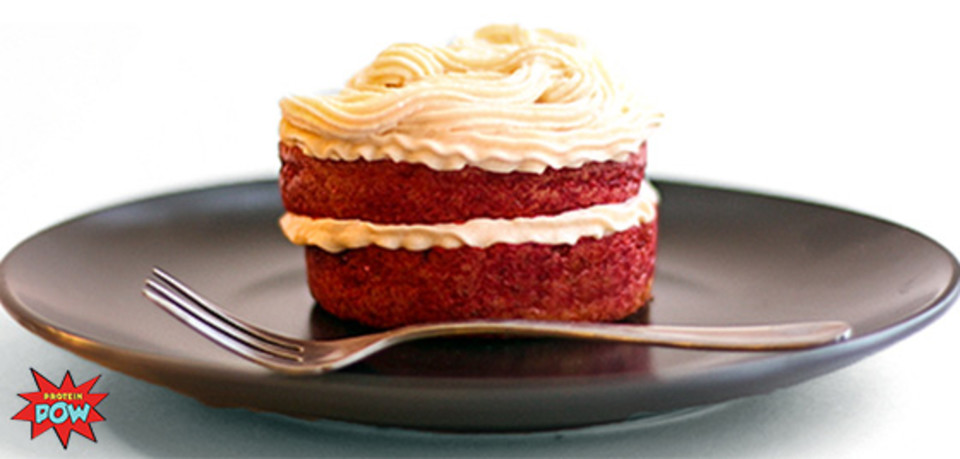 Ask The Protein Powder Chef Do You Have A Recipe For Red Velvet Cake