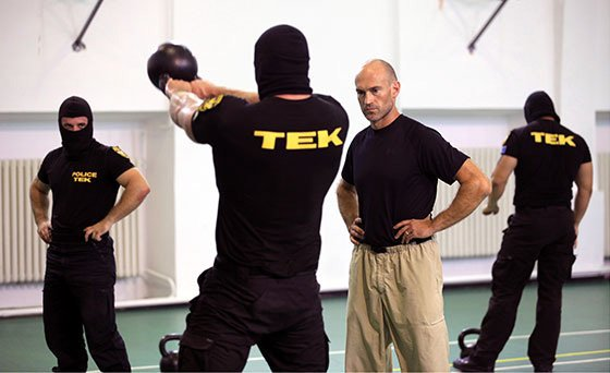Pavel trains military and police personnel to become the toughest, strongest people on the planet with only a few simple kettlebell moves