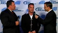 2013 Arnold Classic Finals Replay - Interview With Rich Gaspari