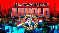 Inaugural Arnold Classic Champion Rich Gaspari To Receive Lifetime Achievement Award