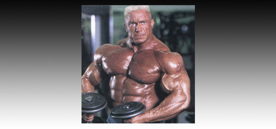 Markus Ruhl Pro Bodybuilding Profile
