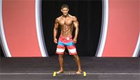 2013 Men's Physique Olympia Finals Replay