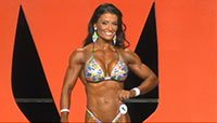 2013 Figure Olympia Finals - Introductions And Confirmation Replay