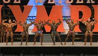 2013 Mr. Olympia Finals Confirmation Round Replay