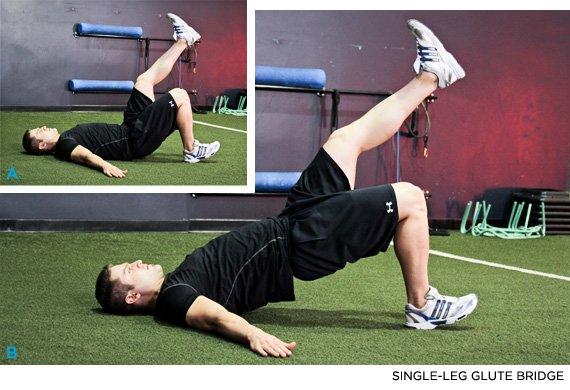 Single-Leg Workout: Learn The Secret Benefits Of Single ...