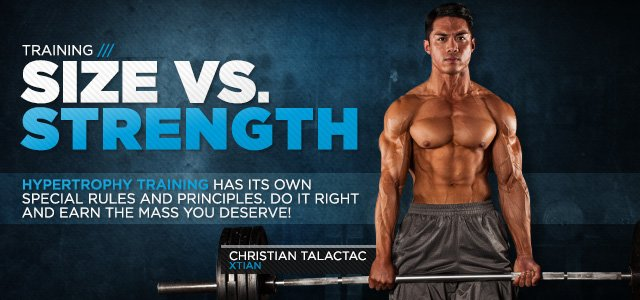 Size Vs. Strength: Are You Lifting Too Heavy ...