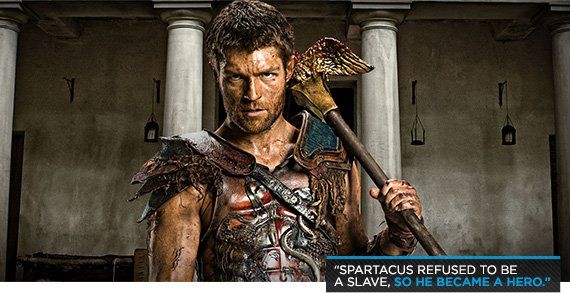 Spartacus Workout Torrent