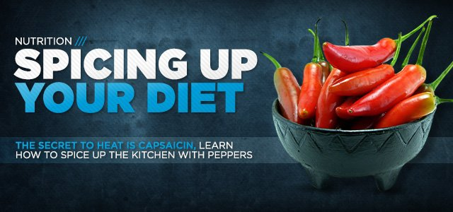 Spicing Up Your Diet!