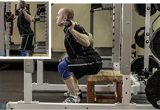 Power Panel: 4 Squat Tips From Elite Coaches!