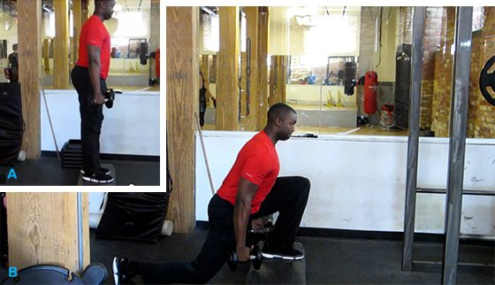 Take The Lunge: Build Your Lower Body With This Overlooked Move!