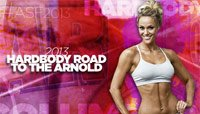 Texas Tawna's Road to The Arnold