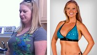 Labrada Lean Body Success Story: Tiffani Feathers