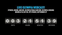 2013 Olympia Webcast Player