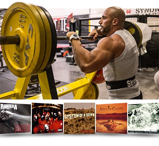Workout Music Vol  5: Noah Siegel's Hard Rock Playlist