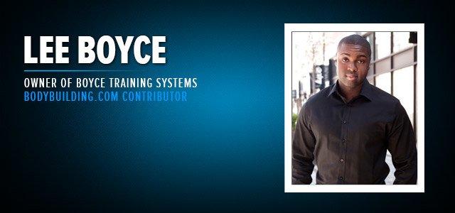 Lee Boyce