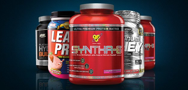 Lose Weight Build Muscle Whey Protein