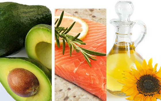 It is clear that fats should be included if overall health, and muscle growth, is to be achieved.