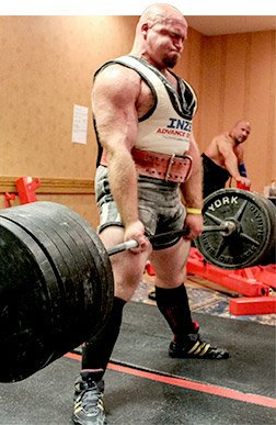 10 Laws Of Strength From Louie Simmons