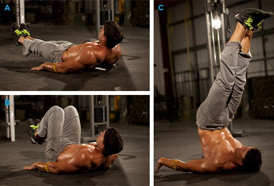 Bodybuilding.com's 10 Highest-Rated Abdominal Exercises