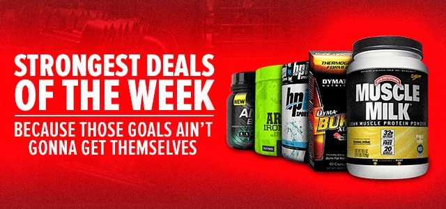 Strongest Deals of the Week