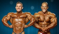 2014 Arnold Classic 212 Prejudging Review