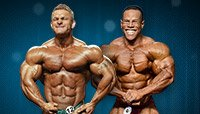 2014 Arnold Classic IFBB Men's 212 Preview