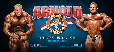 2014 IFBB Arnold Classic