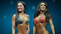 2014 Arnold Classic: Women's Bikini Prejudging