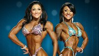 2014 Arnold Sports Festival: Women's Fitness And Figure  Prejudging