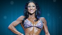 2014 Arnold Sports Festival: Candice Keene Wins The Figure International