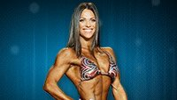 2014 Arnold Sports Festival: Oksana Grishina Wins The Fitness International