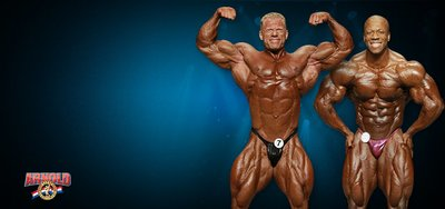 2014 Arnold Classic IFBB Pro Men's Bodybuilding Preview banner
